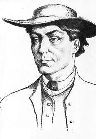 Anton Jansa - portret